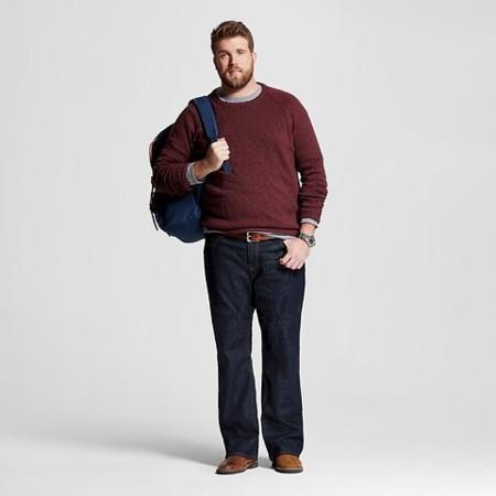 Zach Miko Primer Modo Plus Size Trendencias Hombre