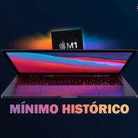 El potente MacBook Pro M1 de 512 GB SSD marca en Amazon nuevo precio mínimo histórico: 1.387,69 euros