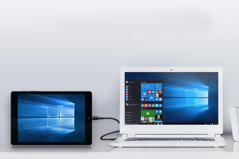 Usa tu teléfono o tablet como pantalla extra de tu ordenador