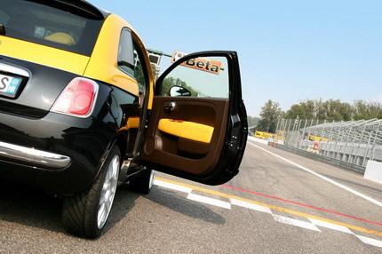 Fiat 500 por Aznom