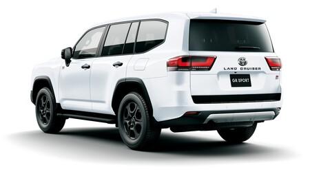 Toyota Land Cruiser 300 Gr Sport 2021 3