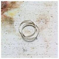 Paz oh anillo triple