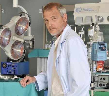 Rodolfo Vilches: Protagonista de Hospital Central