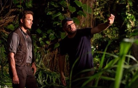Trevorrow y el dinosaurio