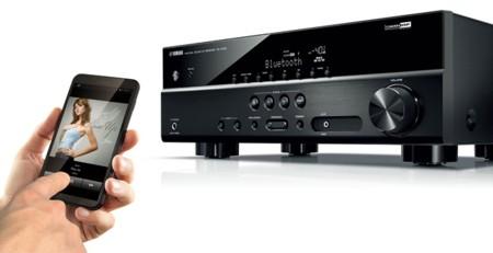 Yamaha RX-V379, su receptor más económico con HDMI 2.0