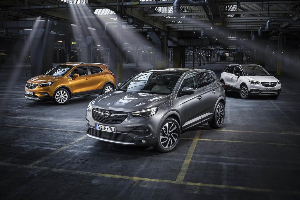 Opel gama