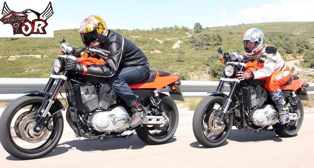 Foto de Presentada en Valencia la Harley Davidson XR 1200 (1/4)