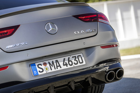 Mercedes Amg Cla 45 S 45