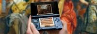 La audioguía del Louvre, ahora, en consolas Nintendo 3DS