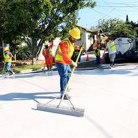 El caso a favor de pintar las calles y las carreteras de blanco