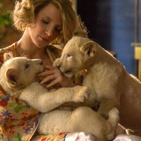 'The Zookeeper's Wife', tráiler y cartel del drama con Jessica Chastain