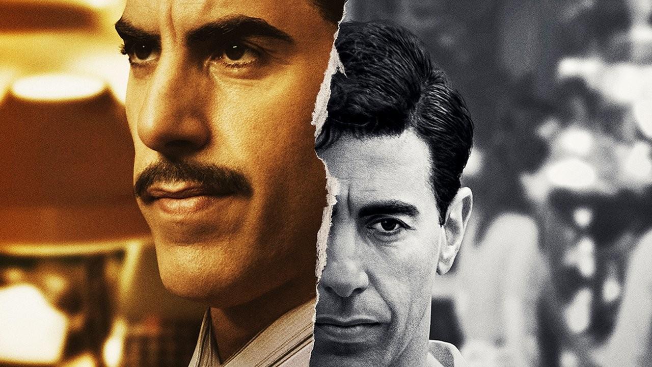 'El Espía': Sacha Baron Cohen brilla en una elegante propuesta de Netflix basada en hechos reales
