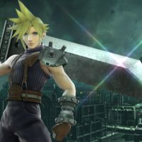 Cloud se une al reparto de Super Smash Bros.
