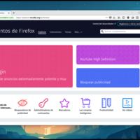 Mozilla rediseña por completo la página de complementos de Firefox