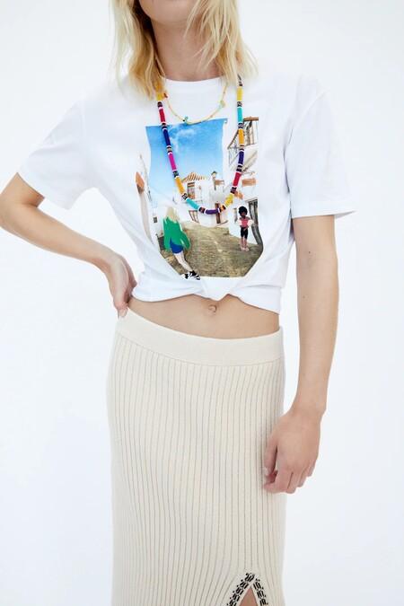 Zara Camiseta Vejer11