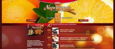 Encuentra más recetas en la web de Napolitanas Cuétara