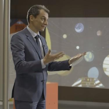 """""""Que no me entere yo que se hace eso"""": Pedro Duque responde como ministro y astronauta a Quantum Fracture y C de Ciencia"""