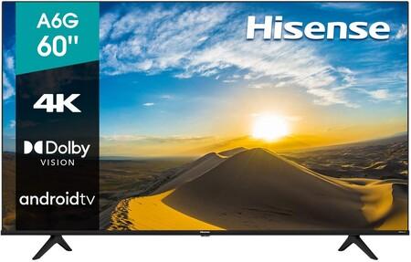 Pantalla Hisense 4K de oferta en Amazon México con el Hot Sale 2021