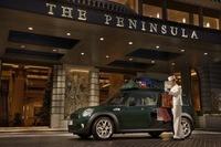 Dos Mini Cooper S Clubman edición especial para el hotel Peninsula de Hong Kong