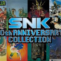 SNK 40th Anniversary Collection fija su lanzamiento en noviembre con un nuevo tráiler