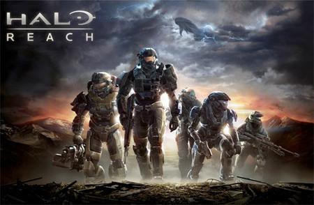 'Halo Reach', nuevo tráiler del multijugador con explosiones, muertes sigilosas, jetpacks y más