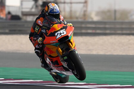 Fernandez Doha Moto2 2021