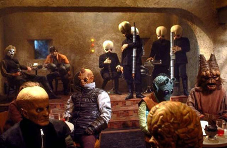 Star Wars Cantina Music