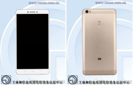 El Xiaomi Mi Max desnuda sus características a su paso por la TENAA