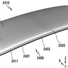 Foto 3 de 5 de la galería samsung-galaxy-x-patentes-y-filtraciones en Xataka Android