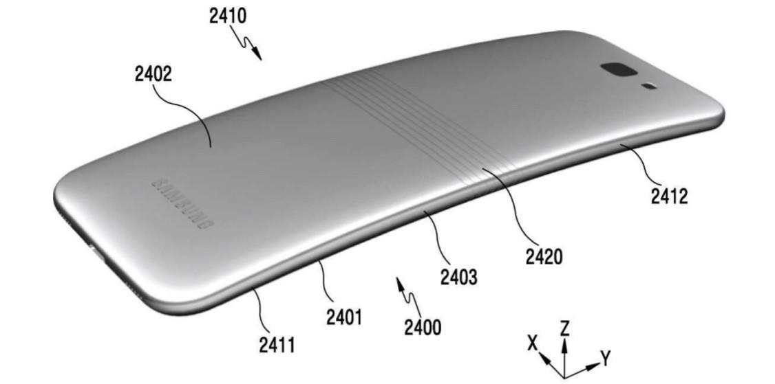 Foto de Samsung Galaxy X, patentes y filtraciones (3/5)