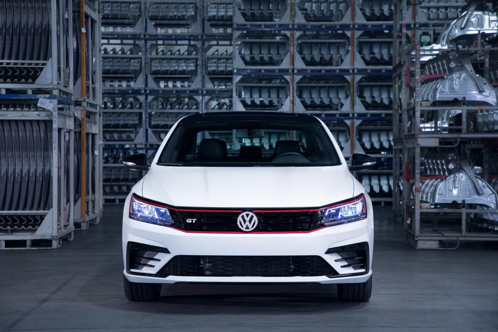 Foto de Volkswagen Passat GT (2/21)