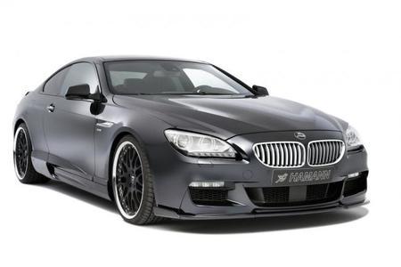 Hamann sazona los BMW Serie 6 Coupé y Cabrio