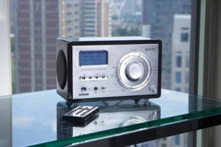 Sanyo Internet Radio R227, emisoras de todo el mundo