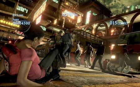 Primer vídeo de 'Resident Evil 6 x Left 4 Dead 2'