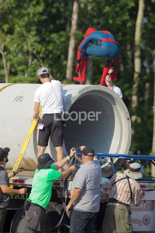 Foto de 'Spider-Man: Homecoming', primeras imágenes del rodaje (7/15)