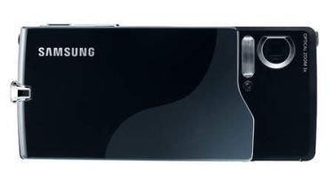 Samsung SDC-MS61, con pantalla de 3 pulgadas