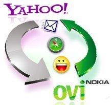 Yahoo y Nokia compartirán lo mejor de sus servicios, además de sus usuarios