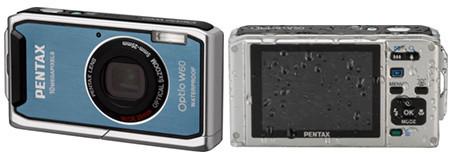 Pentax Optio W60: compacta y resistente al agua