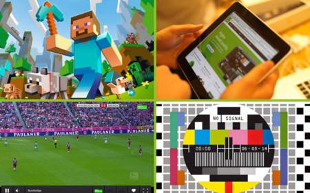 Sintonizar la TV, fútbol, juegos para niños (y no tan niños): los domingos son para leer tecnología