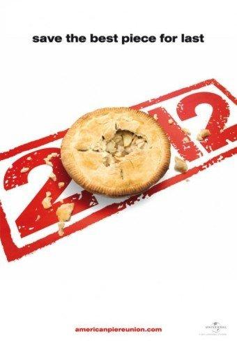 'American Pie: El reencuentro', cartel