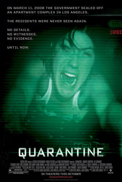 'Quarantine', póster