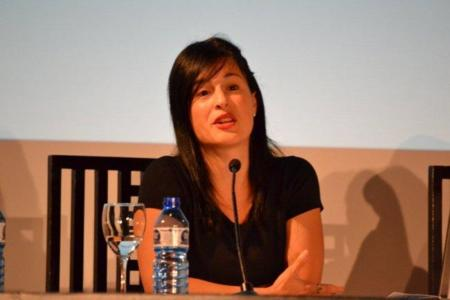 Raquel Rodriguez Jornadas blogs de moda 2011