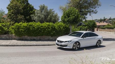 Peugeot 508 2019 Prueba 022