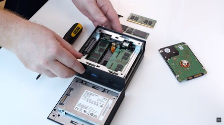 Asus Mini Pc Pn40 Componentes
