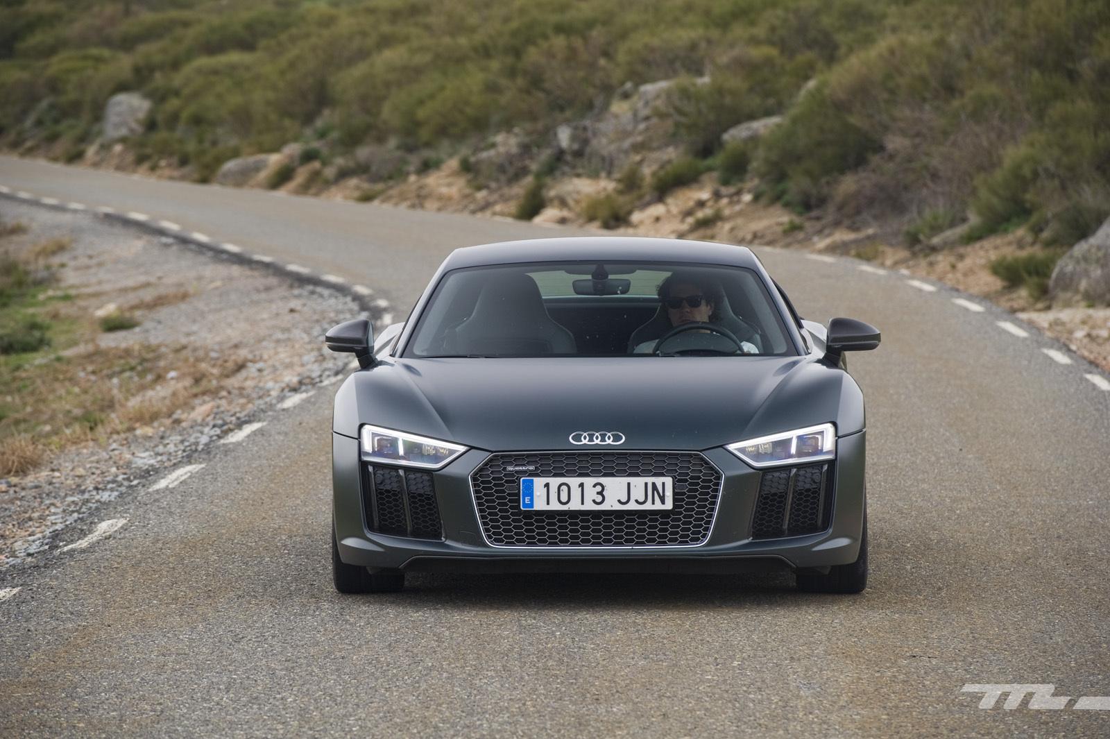 Foto de Audi R8 V10 Plus (prueba) (6/39)