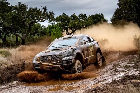 Roma Borgward Dakar 2020
