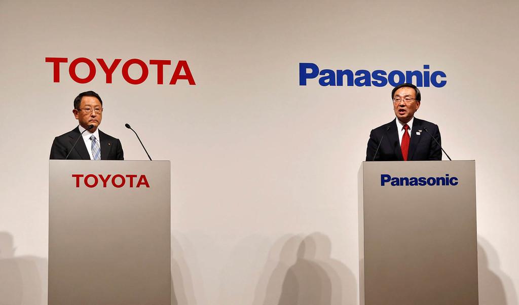 Acuerdo Toyota Panasonic