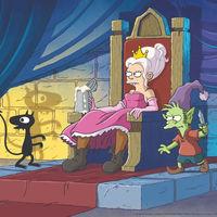 Netflix publica el primer teaser de '(Des)encanto', la nueva serie de Matt Groening que se estrenará en agosto
