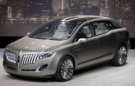 Lincoln MKT, el coche que viene de la basura