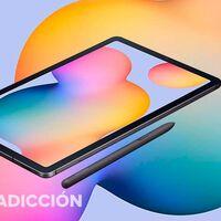 Ahorra 60 euros con esta tabñeta de gama media en Amazon: Samsung Galaxy Tab S6 Lite con LTE por 318,98 euros